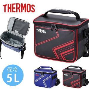 クーラーバッグ サーモス THERMOS ソフトクーラー 5L 保冷バッグ クーラーボックス スポー...