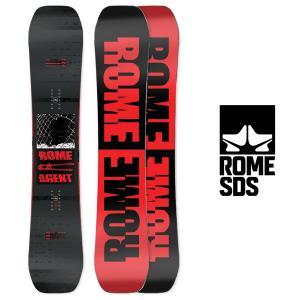スノーボード 板 ROME SDS ローム メンズ AGEN...