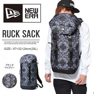 ニューエラ NEW ERA ラックサック バックパック リュックサック アウトドア メンズ レディース かばん 鞄 バッグ BAG 28L 送料無料 30%off