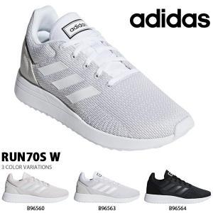 スニーカー アディダス adidas RUN70S W ラン70S レディース カジュアル シューズ 靴 2018秋冬新作 得割22 送料無料 B96560 B96563 B96564 elephant