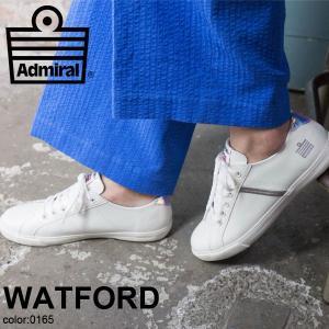 スニーカー アドミラル Admiral ワトフォード WATFORD メンズ レディース ローカット シューズ 靴 SJAD0705 2019春夏新色 送料無料|elephant