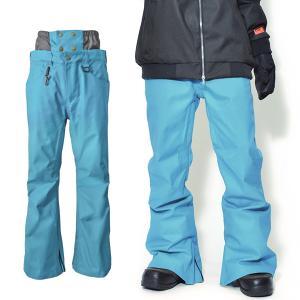 送料無料 スノーボードウェア ストレッチ パンツ メンズ  スノーパンツ ボトムス 立体縫製 撥水加...