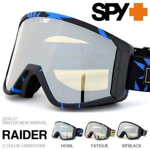 スノーゴーグル SPY スパイ RAIDER ライダー メン...