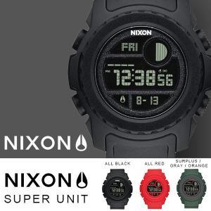 送料無料 ニクソン NIXON スーパーユニット THE SUPER UNIT 日本正規品 腕時計 リストウォッチ メンズ レディース|elephant