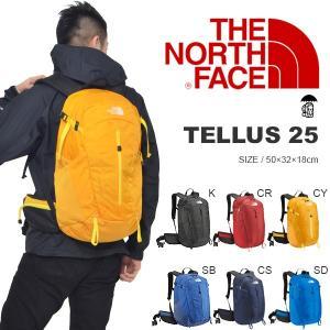 ザ・ノースフェイス THE NORTH FACE TELLUS 25 テルス デイパック リュック バックパック 25リットル 登山 ザック バッグ 送料無料 25%off|elephant