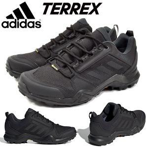GORE-TEX アウトドアシューズ アディダス adidas メンズ TERREX AX3 GTX ゴアテックス アウトドア トレッキング 登山 靴 2019秋新色 得割25 送料無料|elephant