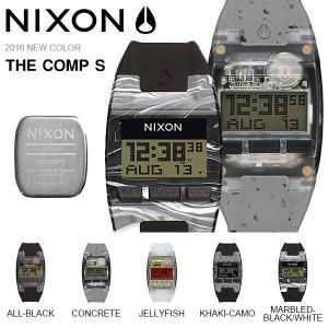 ニクソン NIXON コンプ エス THE COMP S 日本正規品 腕時計 メンズ レディース カジュアル アウトドア ウォッチ 送料無料|elephant