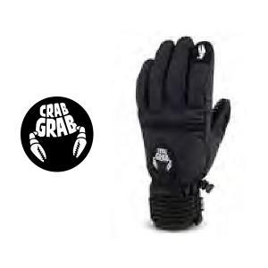 手袋 クラブグラブ CRAB GRAB THE FIVE GLOVE メンズ ザ ファイブ スノーグローブ スノボ スノーボード 得割30|elephant