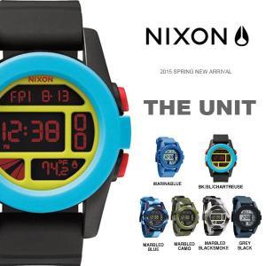 ニクソン NIXON ユニット THE UNIT 日本正規品 腕時計 メンズ レディース カジュアル アウトドア ウォッチ 送料無料|elephant