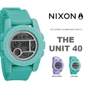 ニクソン NIXON ユニット 40 THE UNIT 40 日本正規品 腕時計 メンズ レディース カジュアル アウトドア ウォッチ 送料無料|elephant