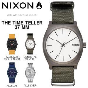 ニクソン NIXON NIXON タイムテラー THE TIME TELLER 日本正規品 腕時計 メンズ レディース カジュアル アウトドア ウォッチ 送料無料|elephant