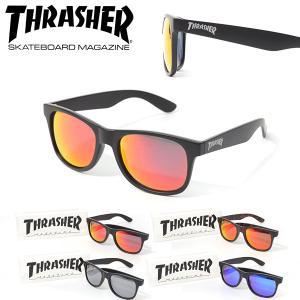 サングラス THRASHER スラッシャー RADICAL アイウェア カラフル カラーレンズ メンズ レディース 2018春夏新作 20%off|elephant