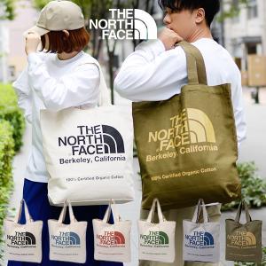 ザ・ノースフェイス THE NORTH FACE オーガニックコットン トートバッグ TNF ORGANIC COTTON TOTE メンズ レディース 20L アウトドア 2019春夏新作 nm81908|elephant