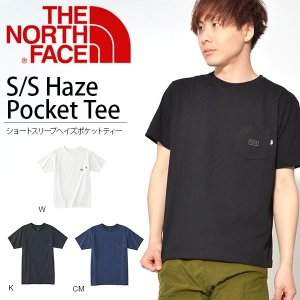 ポケット 半袖Tシャツ THE NORTH FACE ザ・ノースフェイス メンズ S/S Haze Pocket Tee ショートスリーブヘイズポケットティー 2018春夏新作 nt31858 速乾|elephant