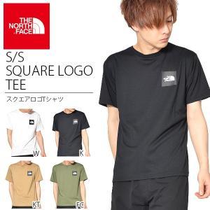 追加企画 スクエア ロゴ 半袖Tシャツ THE NORTH FACE ザ・ノースフェイス メンズ ショートスリーブ スクエアロゴ ティー 2018夏新作 nt31810|elephant