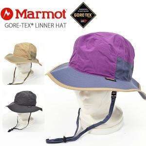 Marmot マーモット GORE-TEX(R) Linner Hat/ゴアテックスライナーハット ...