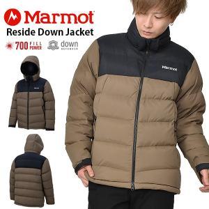 ダウン ジャケット Marmot マーモット Reside Down Jacket  リサイドダウン...