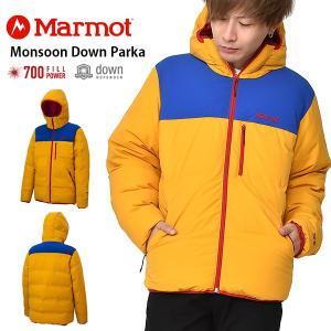 ダウン ジャケット Marmot マーモット Monsoon Down Parka モンスーンダウン...