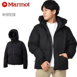 ゴアテックス ダウン ジャケット Marmot マーモット パルバットインフィニアムパーカー TOU...