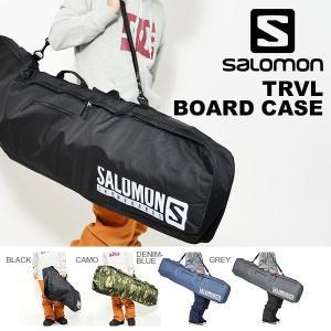 SALOMON サロモン ボードケース 2WAY 背負える ボードバッグ 160cm スノーボード ...