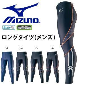 ミズノ MIZUNO ロングタイツ メンズ スポーツウェア ...