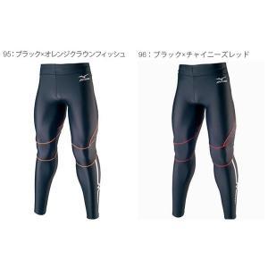ミズノ MIZUNO ロングタイツ メンズ スポーツウェア ランニング ジョギング トレーニング ウェア インナー  得割20 送料無料|elephant|03