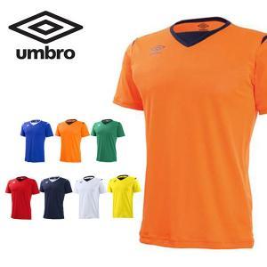 半袖 Tシャツ アンブロ UMBRO ゲーム S/S シャツ メンズ サッカー フットボール フットサル スポーツウェア 得割20|elephant