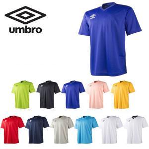 半袖 Tシャツ アンブロ UMBRO ベーシック セカンダリー S/S シャツ メンズ 半袖 サッカー フットボール フットサル トレーニング 得割20|elephant