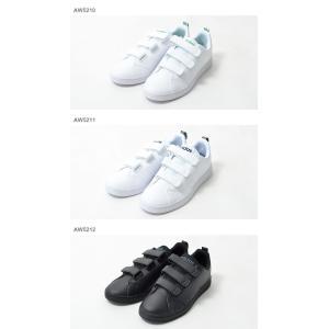 期間限定 送料無料 スニーカー アディダス adidas VALCLEAN2 CMF メンズ ローカット レディース バルクリーン2 ベルクロ シューズ 靴 AW5210 ホワイト 定番|elephant|02