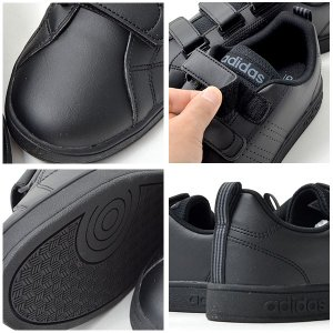 期間限定 送料無料 スニーカー アディダス adidas VALCLEAN2 CMF メンズ ローカット レディース バルクリーン2 ベルクロ シューズ 靴 AW5210 ホワイト 定番|elephant|04