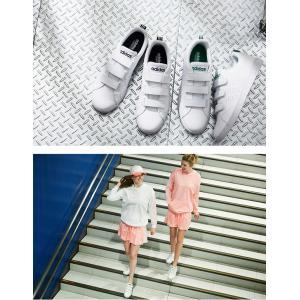 期間限定 送料無料 スニーカー アディダス adidas VALCLEAN2 CMF メンズ ローカット レディース バルクリーン2 ベルクロ シューズ 靴 AW5210 ホワイト 定番|elephant|06