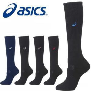 アシックス asics ワンポイント ハイソックス メンズ レディース 靴下 ロングソックス バレーボール バレー  得割20
