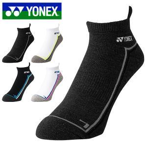 YONEX ヨネックス メンズ スニーカーイン ソックス 25-28cm 19124 紳士・男性用 ...
