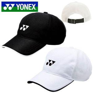 キッズ ヨネックス YONEX ジュニア メッシュキャップ 55cm 帽子 CAP メッシュ キャッ...