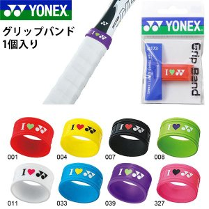 ヨネックス YONEX グリップバンド 1個入り テニス バ...