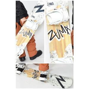 ZUMA ツマ スノーボード メンズ 3点セット 板 ボード バインディング ブーツ JOKER white 150 158 スノボ キャンバー 2018-2019冬新作 送料無料|elephant|08