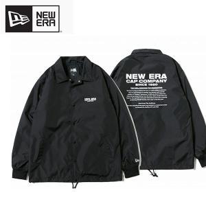 コーチジャケット NEWERA ニューエラ メンズ Coach Jacket 大きいサイズ ウインドブレーカー ナイロン 2019秋冬新作|elephantsports