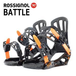 ROSSIGNOL ロシニョール バインディング ビンディング BATTLE  メンズ スノーボード スノボ    国内正規代理店品 送料無料 得割38|elephantsports
