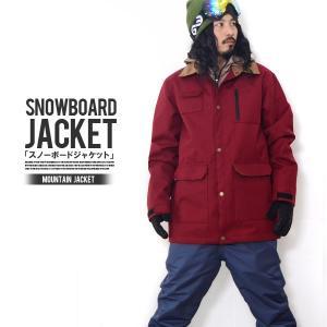 スノーボードウェア メンズ ジャケット SNOWBOARD JACKET マウンテン デザイン スノーウエア   ウエア SNOWBOARD|elephantsports