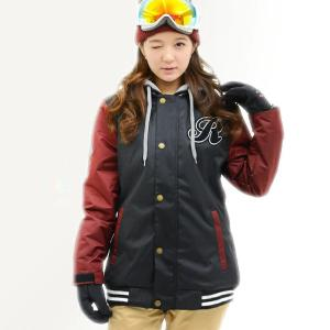 スノーボード ウェア レディース スタジャン ジャケット スノーボード  SNOWBOARD  ウエア 女性|elephantsports