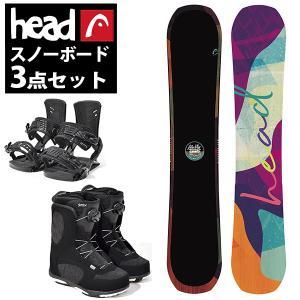 2019-2020冬新作 head ヘッド スノーボード レディース 3点セット 板 バインディング ブーツ ABILITY  W スノボ 国内正規代理店品  送料無料|elephantsports