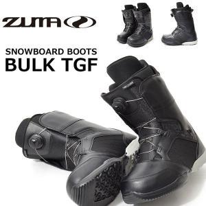ZUMA ツマ スノーボード ブーツ スノボ BULK TGF ダイヤル式 メンズ レディース 初心者 エントリーモデル 2017-2018冬新作 送料無料|elephantsports