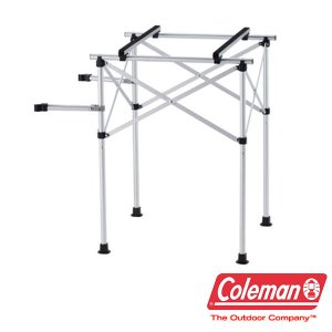 コールマン Coleman ツーバーナースタンド 高さ調節 アウトドア キャンプ 登山 国内正規代理...