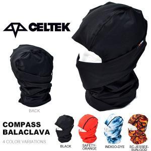 フェイスマスク CELTEK セルテック バラクラバ COMPASS BALACLAVA スノボ スノーボード 防寒 バイク 日本正規品 スキー 得割30|elephantsports