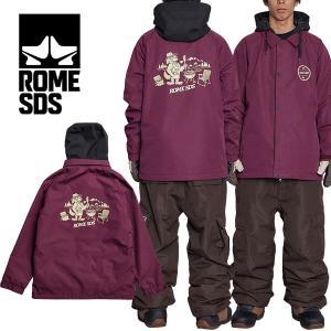 スノーボードウェア ROME SDS ローム DRIFTER JACKET ドリフタージャケット ブラック 黒 メンズ ジャケット スノボ シャツ コーチ 2019-2020冬新作 10%off|elephantsports