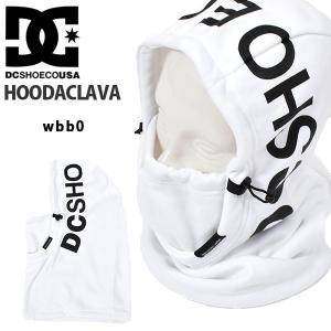 フードウォーマー DC Shoes ディーシー シューズ メンズ HOODACLAVA バラクラバ ホワイト 白 防寒 スノーボード スノボ スキー 2019-2020冬新作 19-20 10%off|elephantsports