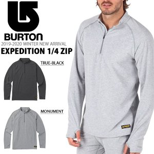 バートン(BURTON) Expedition 1/4 Zip 18-19 18/19 2018-2...