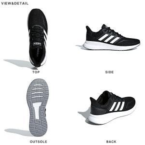 30%OFF ランニングシューズ アディダス adidas FALCONRUN W レディース 初心者 マラソン ジョギング シューズ ランシュー 靴 スニーカー 2019秋新色|elephantsports|04