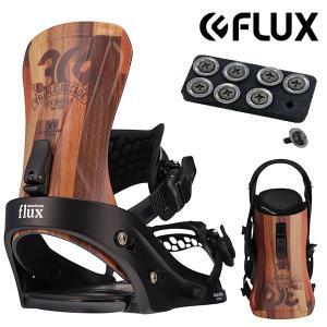 得割30 FLUX フラックス バインディング XV エックスブイ メンズ スノーボード BINDI...