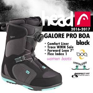head ヘッド スノーボード ブーツ GALORE PRO...